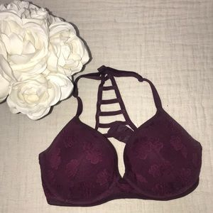 Victoria's Secret PINK strappy bra! (34DD)